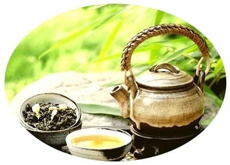 Impachetare ceai verde